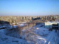 """Зима 2010. На улице """"-25"""""""