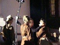 Съёмки фильма о Чапаеве