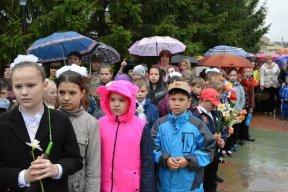 Имя Ивана Нечаева увековечено на мемориальной доске